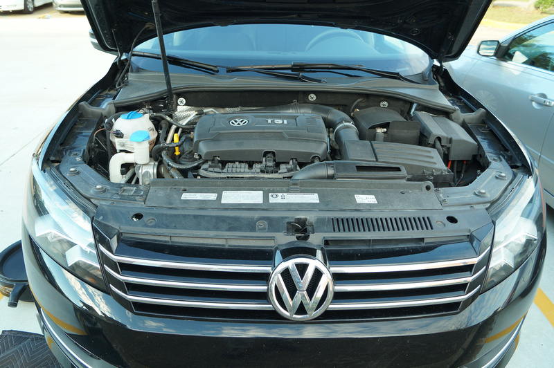 2014 Vw Passat 18l Tsi Oil Change